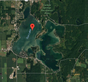 Man Loses Leg To Boat Propeller At Lake Gun, Michigan