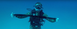 OMNA Amphibious Tourniquet Scuba Diving Underwater Self-Application