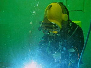 Underwater Welder, Technical Diving