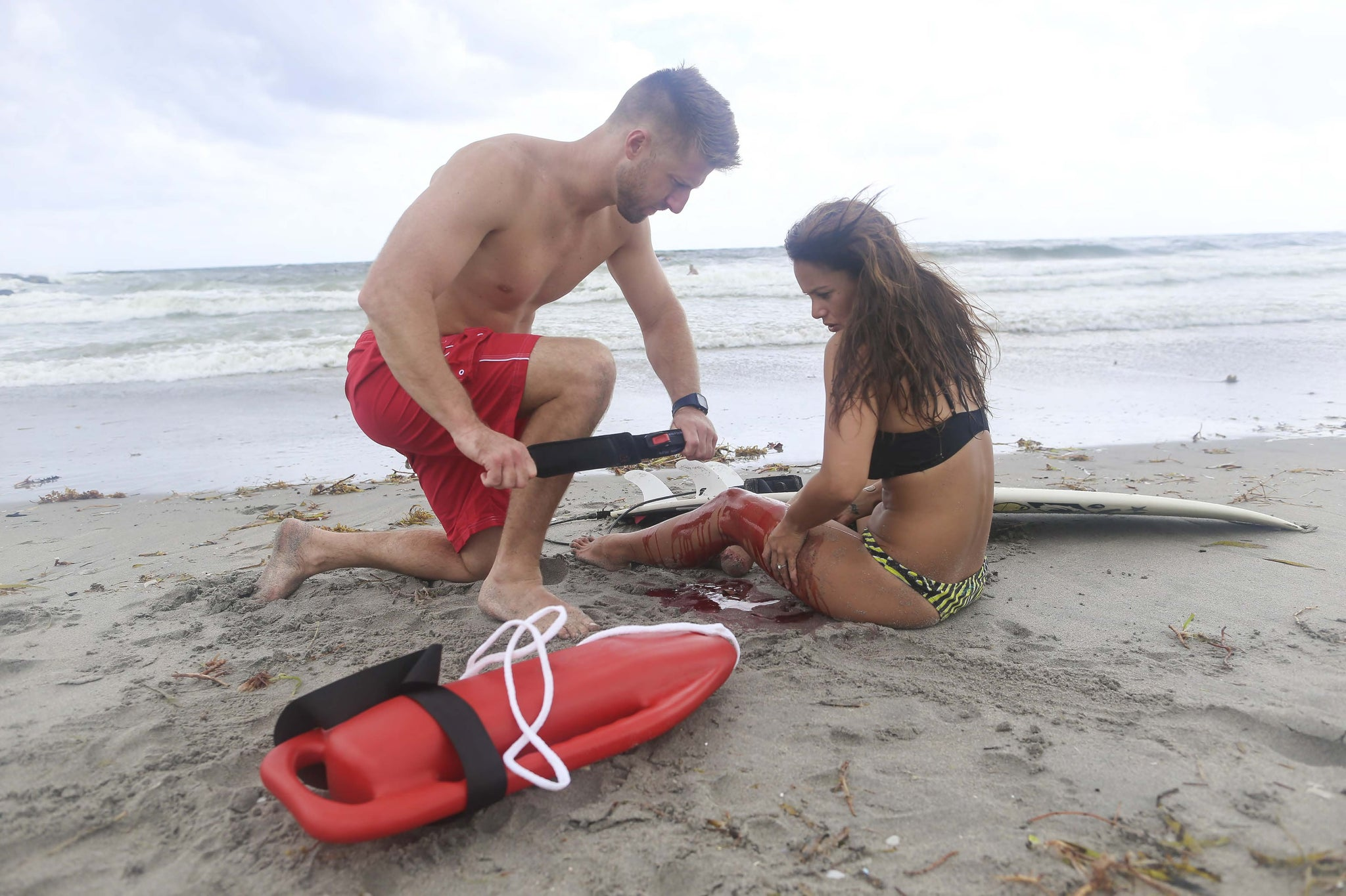 Surf Life Saving Tourniquet