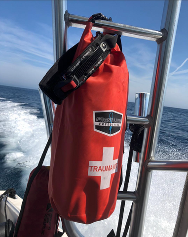 Frontline Freediving Waterman's Trauma Kit