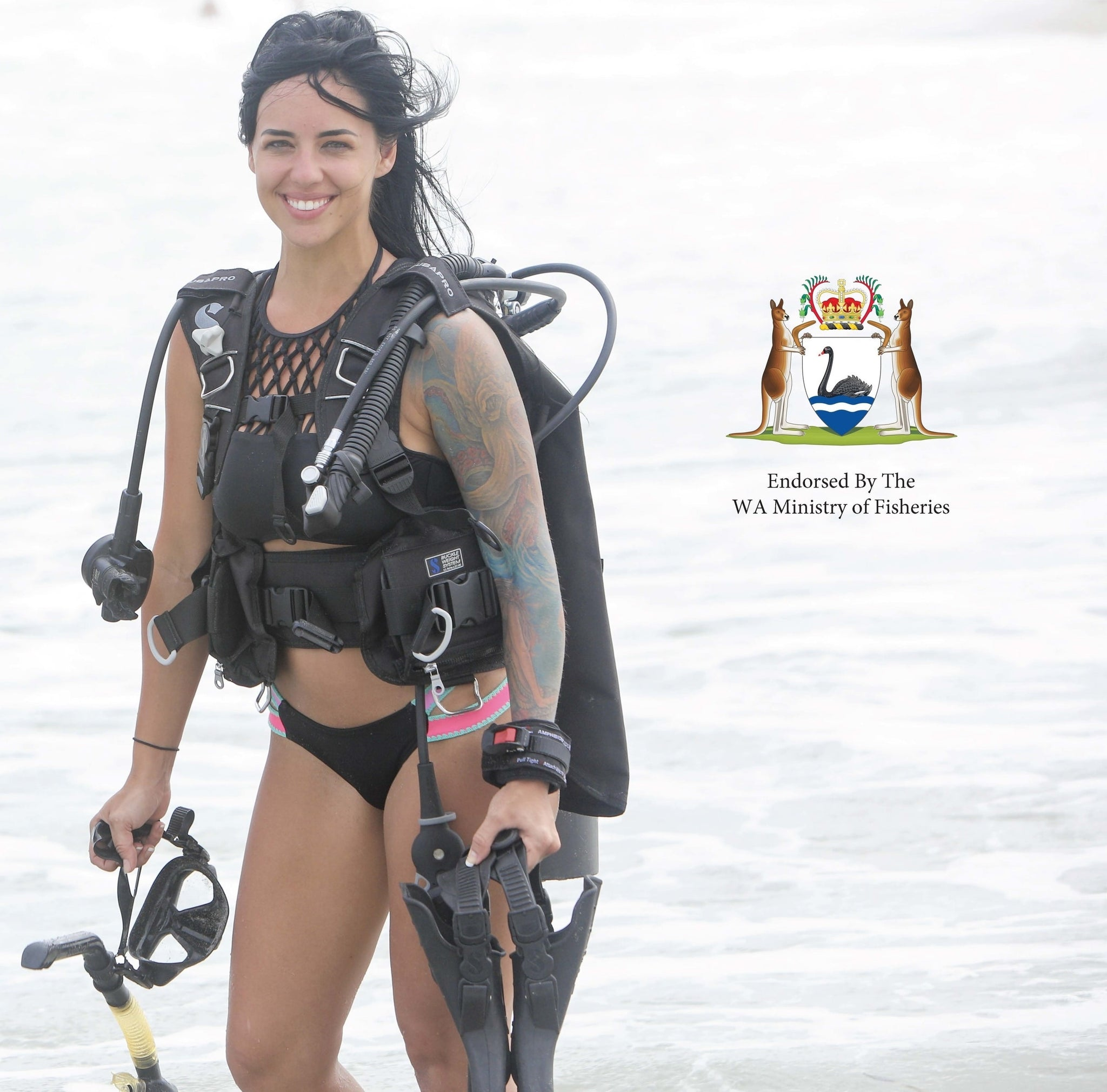 Scuba Diving Tourniquet