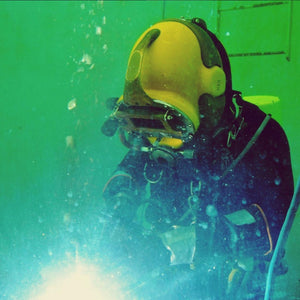 Commercial Diver Welding - OMNA Maritime Tourniquet - International Diving Institute