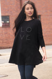 LOVE Swing Tunic