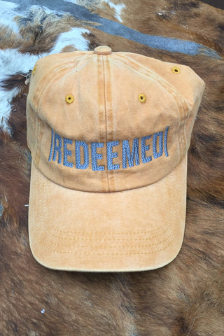 REDEEMED Hat