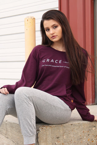 Grace: Sweatshirt