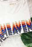Heaven V-Neck (Grey)