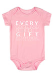 James 1:17 Short Sleeve Onesie