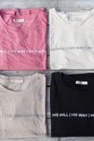 Jeremiah 29:11 Scoop Tee