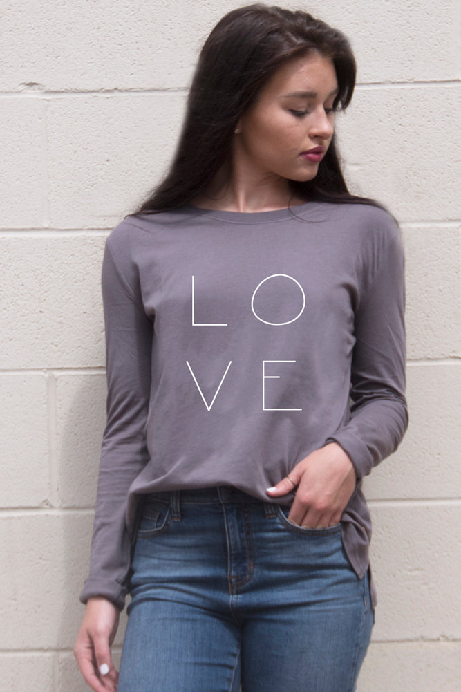 LOVE Long Sleeve