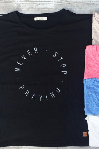 1 Thessalonians Scoop Tee