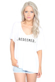 Redeemed: Swing Tee