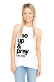 Rise Up & Pray: Pocket Tank