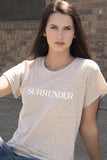 Surrender Scoop Tee