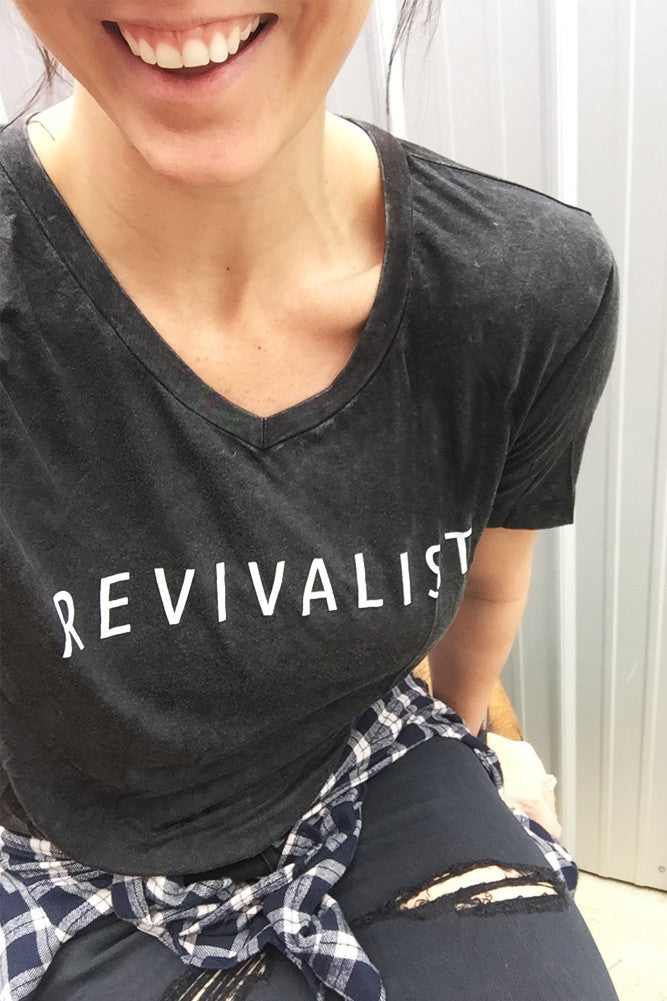 Revivalist: V-Neck