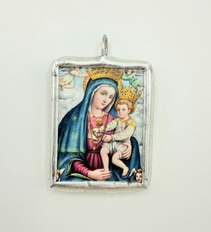 Our Mother of Divine Grace Medal