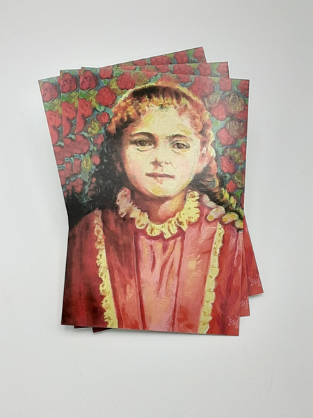 Therese of Lisieux of the Child Jesus Postcards