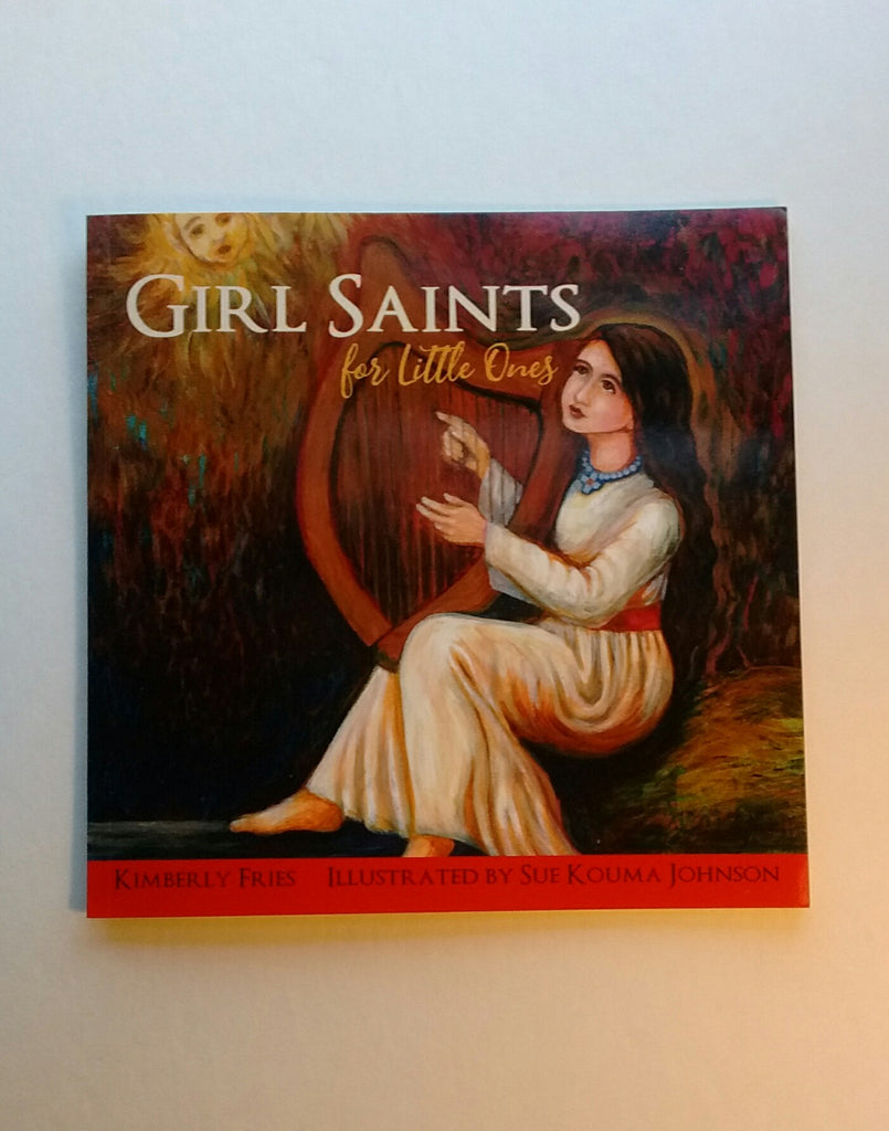 Book: Girl Saints for Little Ones - Volume 1
