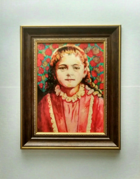 Saint Therese of the Child Jesus Canvases Giclee