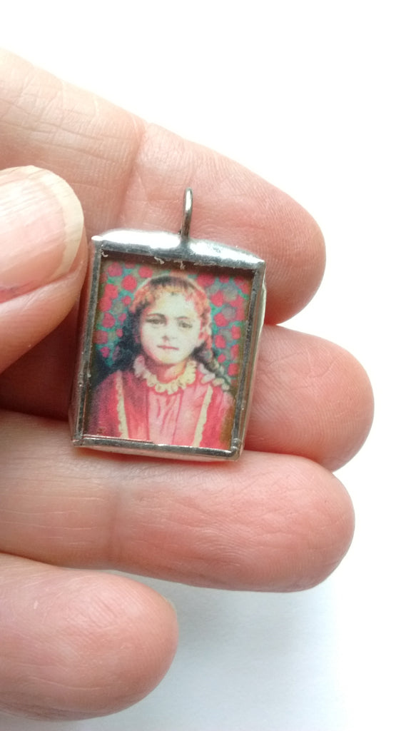Therese of the Child Jesus Medal