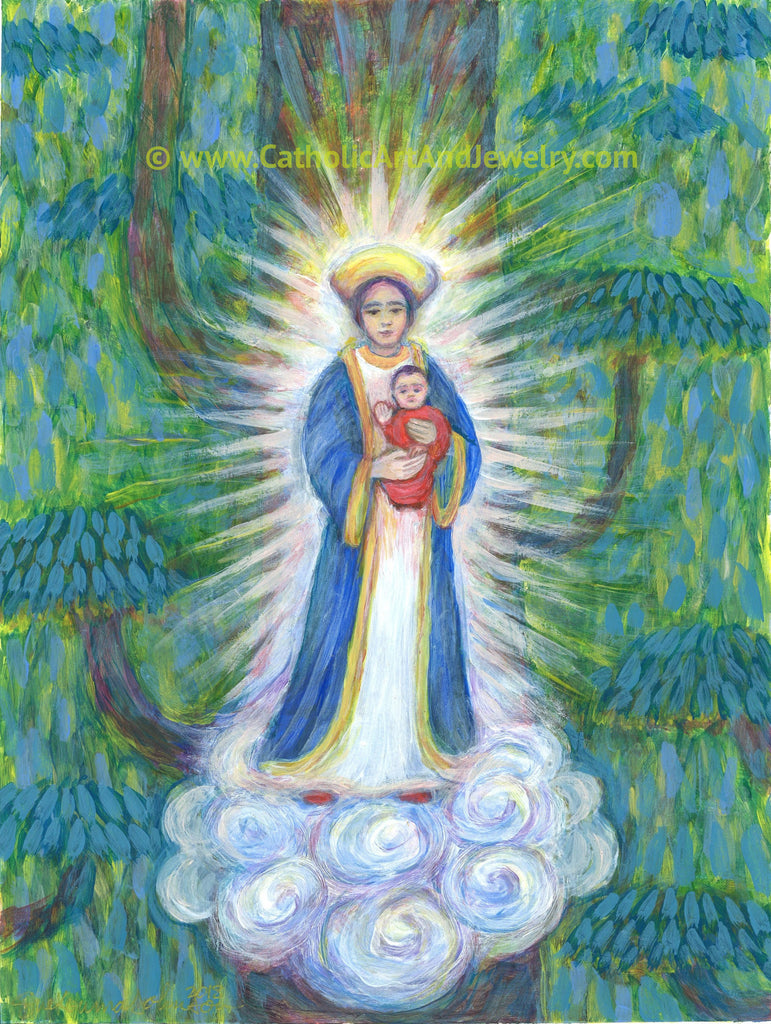 Our Lady of La Vang -- New!
