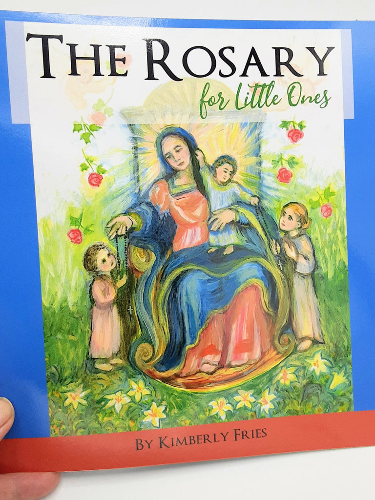 The Rosary for Little Ones Book