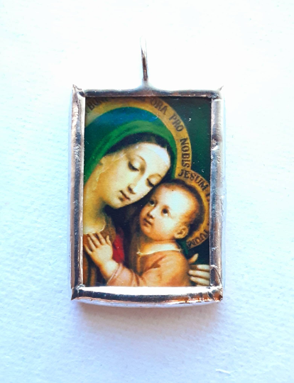 Our Lady of Good Counsel Medal