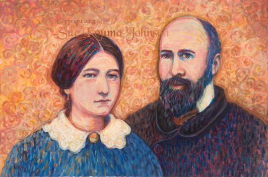Saints Zelie and Louis Martin Print