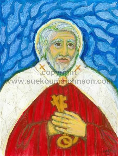 Saint Peter Art Print