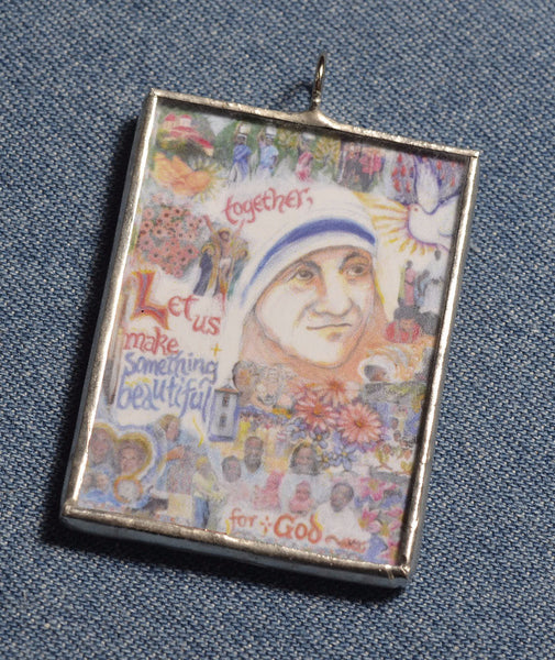 Teresa of Calcutta Ornament