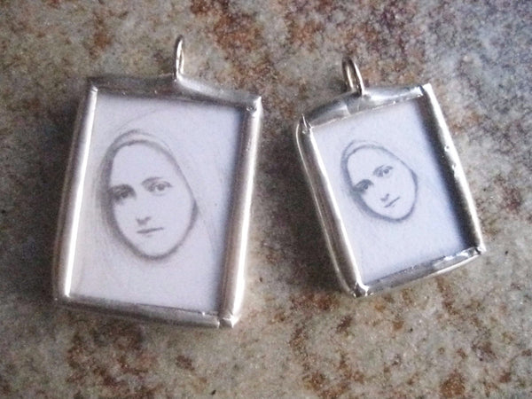 Saint Therese of Lisieux Pendant