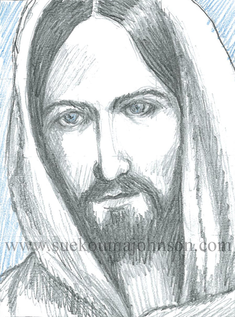 Jesus of Nazareth Art Print