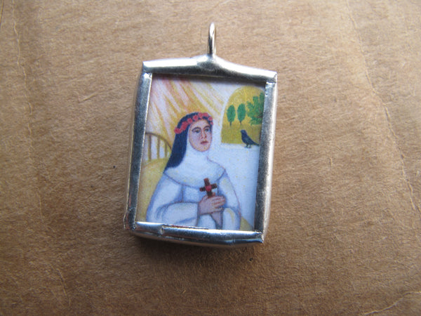 Saint Rose of Lima Medal