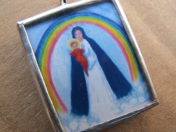 Our Lady of the Rainbow Medal