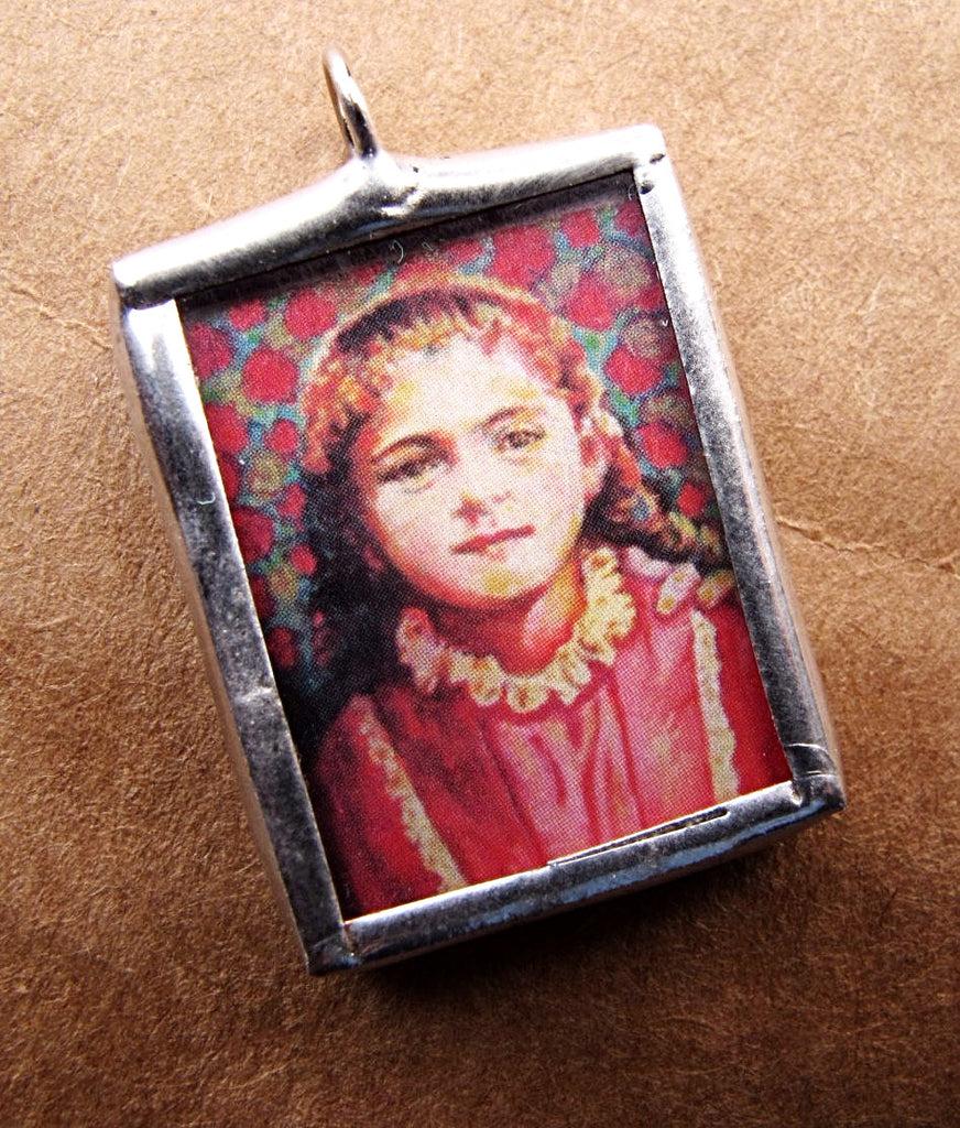 Saint Therese of the Child Jesus Pendant