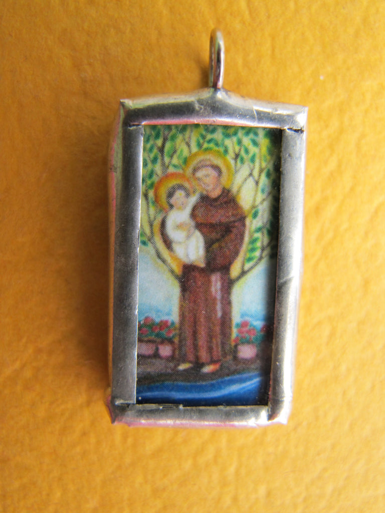 Saint Anthony of Padua Medal
