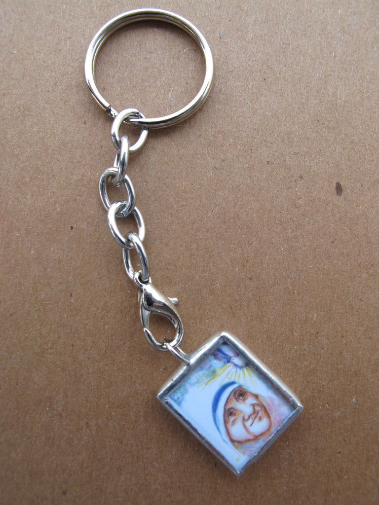 Keychain for Medals and Thicker Glass