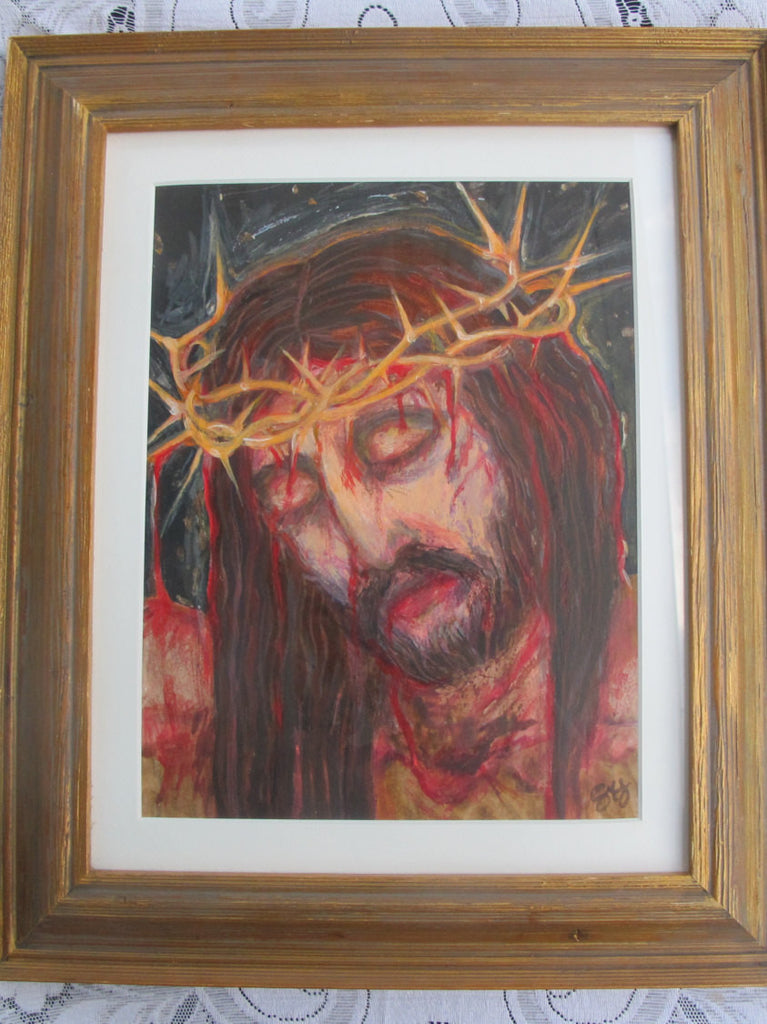 Man of Sorrows Painting