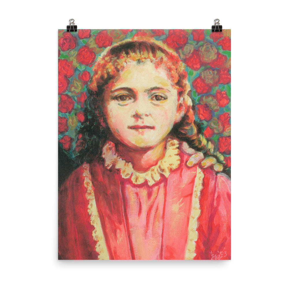 Therese of Lisieux of the Child Jesus Posters