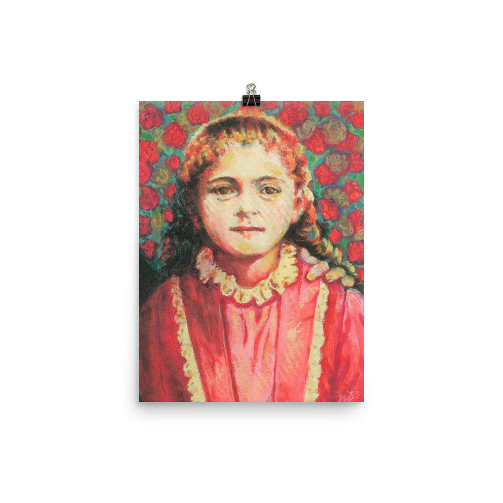 Saint Therese of Lisieux of the Child Jesus Posters