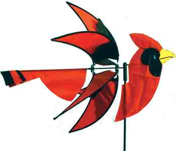 Red Bird Wind Catcher