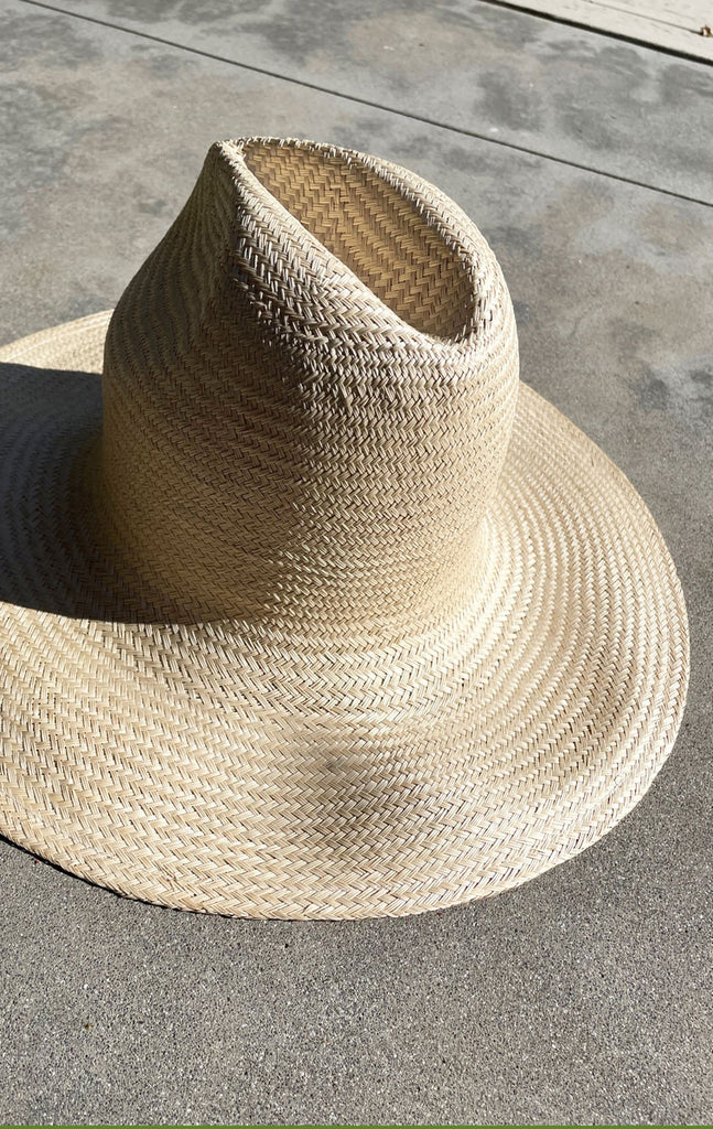 Sun Hat In Natural