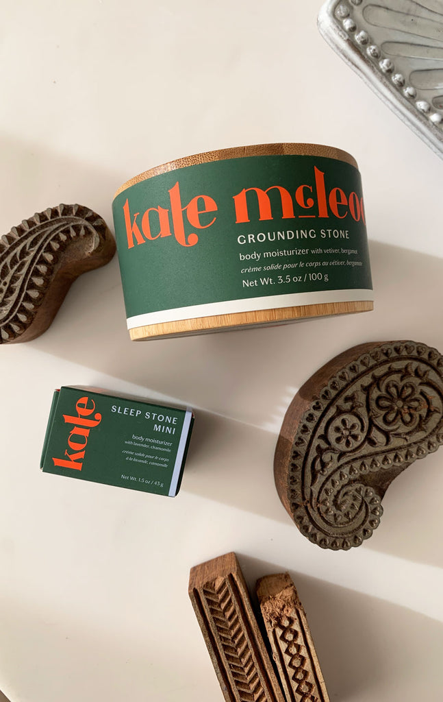 The Kate Mcleod moisturizing body stone