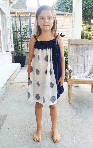 Kids Ikat Dress