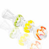 RASS $10 Glass Chillum Pipe - Retro Active Smoke Shop  - 6