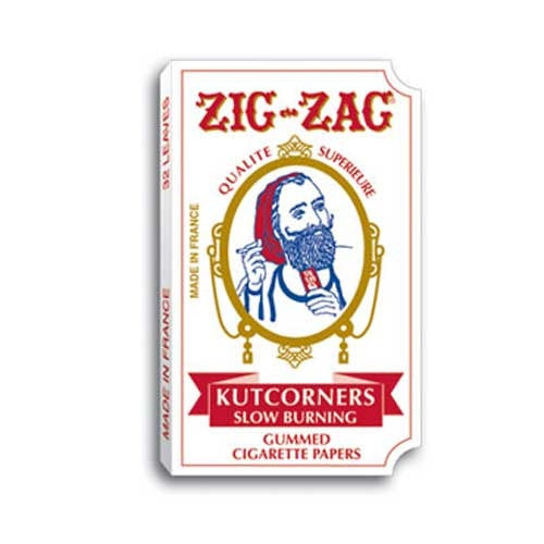 Zig Zag Kutcorners Rolling Papers - Retro Active Smoke Shop