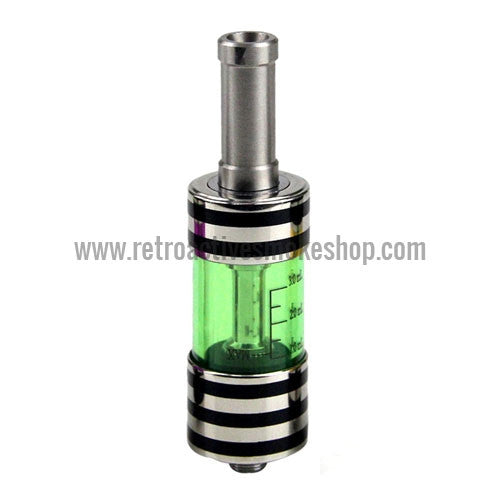 [product type] - (CLEARANCE) Innokin iClear 30B Bottom Coil Clearomizer - Green - Retro Active Smoke Shop