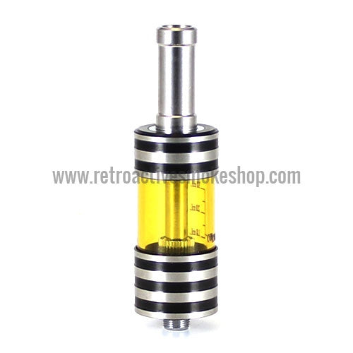 [product type] - (CLEARANCE) Innokin iClear 30B Bottom Coil Clearomizer - Yellow - Retro Active Smoke Shop