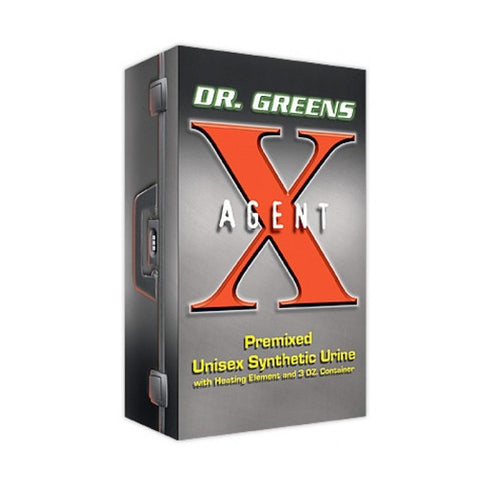 Dr. Greens Agent X Synthetic Urine - Retro Active Smoke Shop