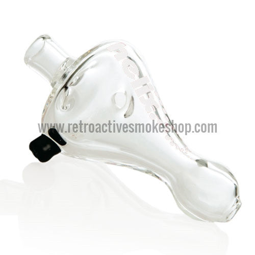 Helix Chillum Pipe - Frost - Retro Active Smoke Shop